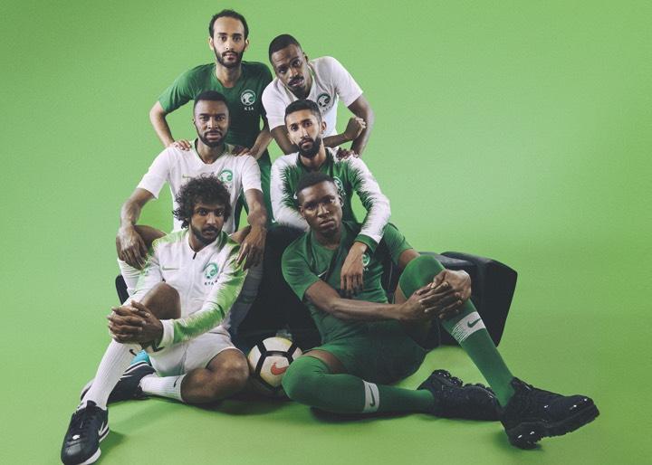 كاس العالم 2018, الرياض، جدة، السعودية