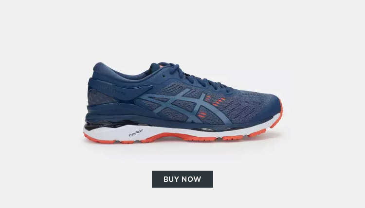 Running Shoes Asics Kayano