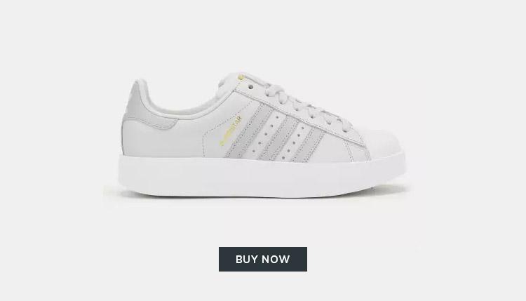 adidas Originals Superstar Platform Bold White UAE