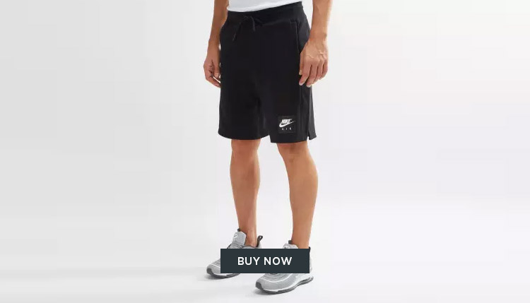 AIR FLEECE SHORTS