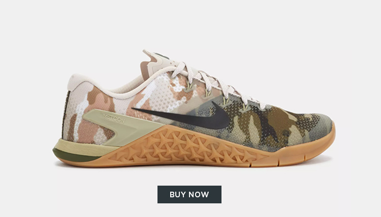 Nike camouflage Metcon