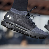 Lifted Up: New Season Under Armour HOVR