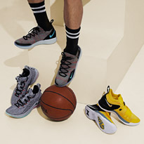 Court Is In Session: Nike Basketball Shoes