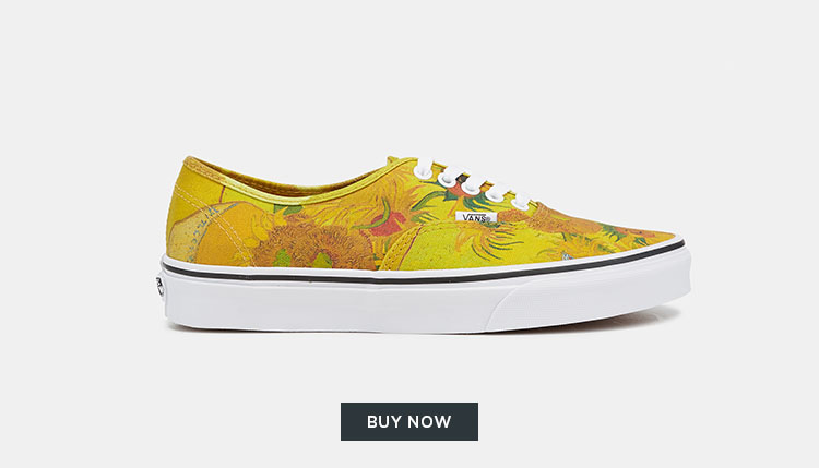 The Fine Art Of Vans X Van Gogh Museum Collection | SSS Blog