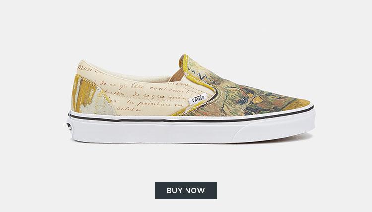 Vans x Van Gogh Dubai