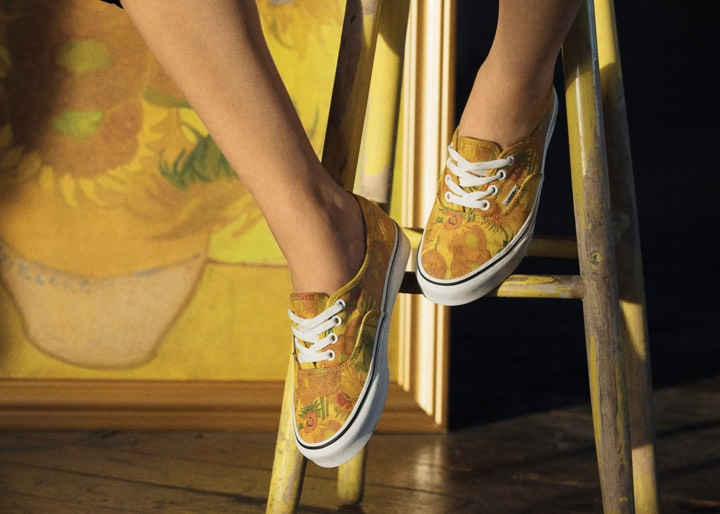 VANS X VAN GOGH COLLECTION, Kuwait City, Kuwait