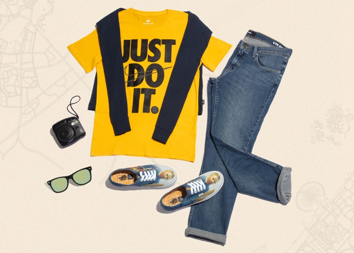 URBAN ESSENTIALS FOR MEN,