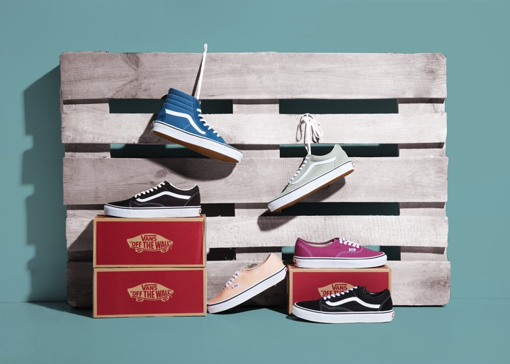 VANS COLOUR THEORY,