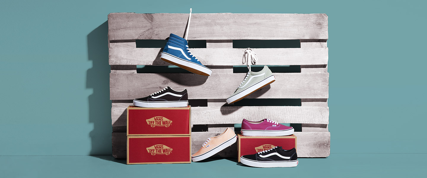 VANS COLOUR THEORY Kuwait City, Kuwait