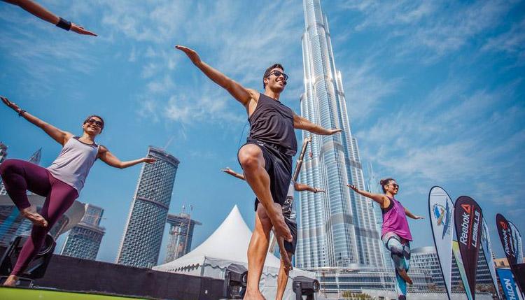 تحدي دبي للياقة العام الثاني