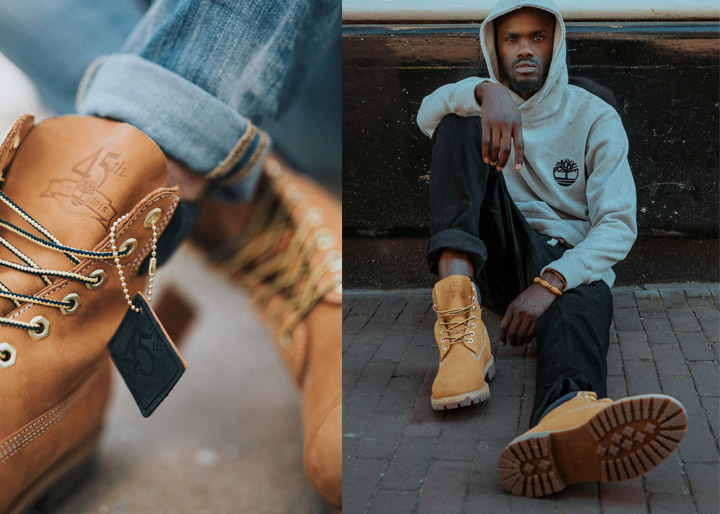 TIMBERLAND ANNIVERSARY COLLECTION,