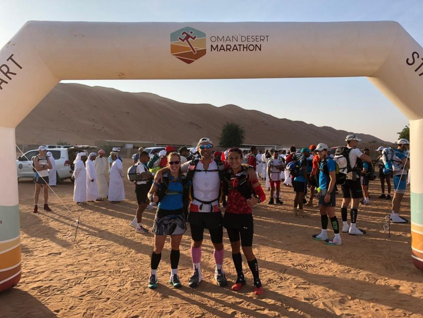 ultra running middle east