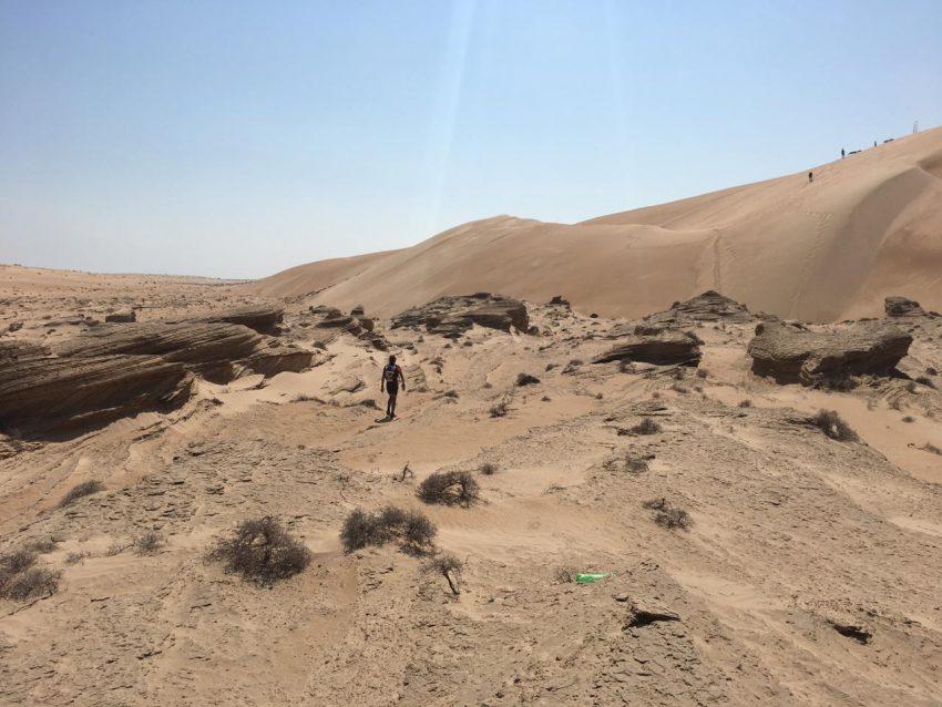 sand dunes day 6 oman desert marathon