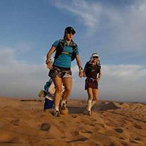 Breaking 165 – Oman Desert Marathon