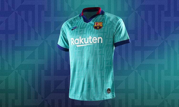 FC Barcelona third kit 2019/20
