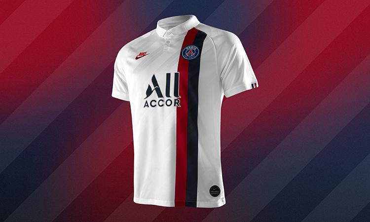 Paris Saint Germain Third Kit 2019/20