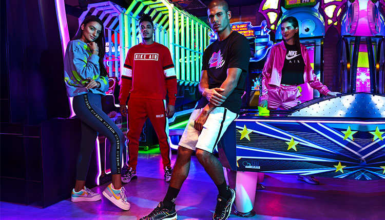 Nike Air clothing and shoes for Men, Women and Kids