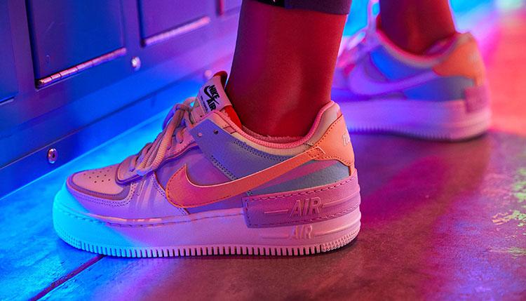 Nike Women's Air Force 1 Shoe