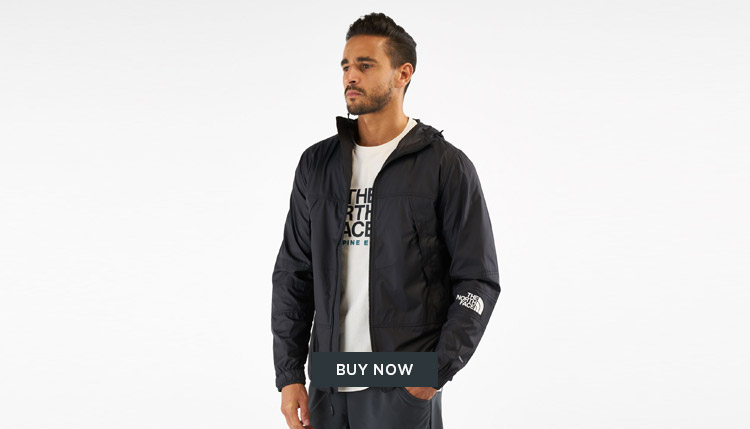 THE NORTH FACE MEN'S MOUNTAIN LIGHT WINDSHELL JACKET