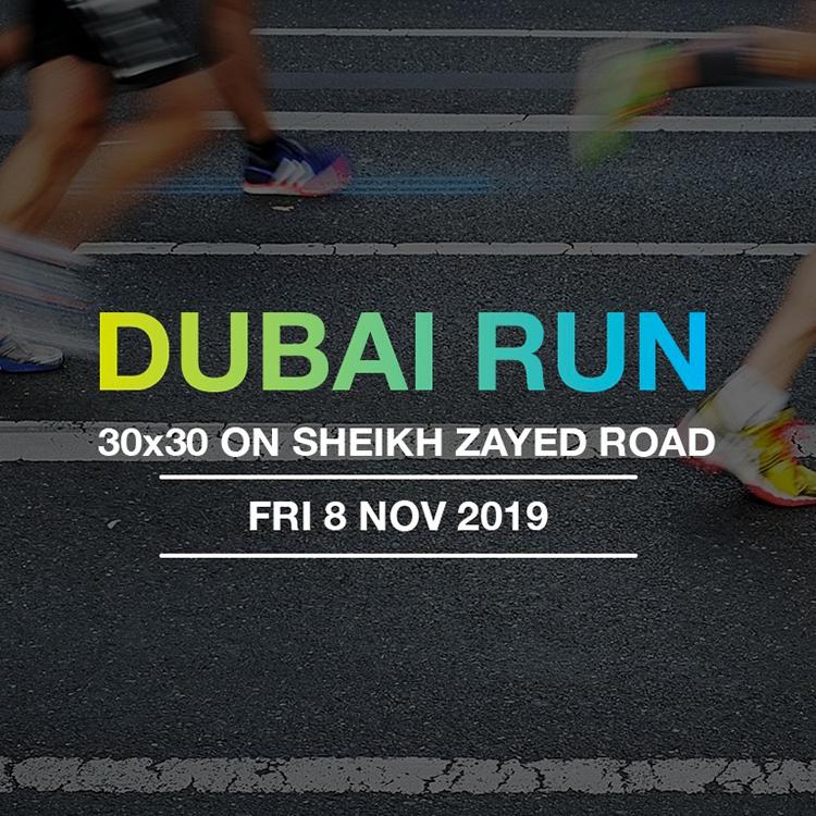 Dubai Run with Dubai Fitness Challenge