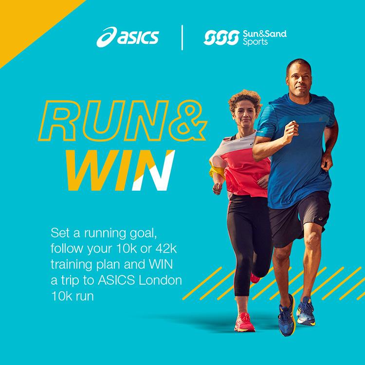 Run & Win - ASICS Running Challenge