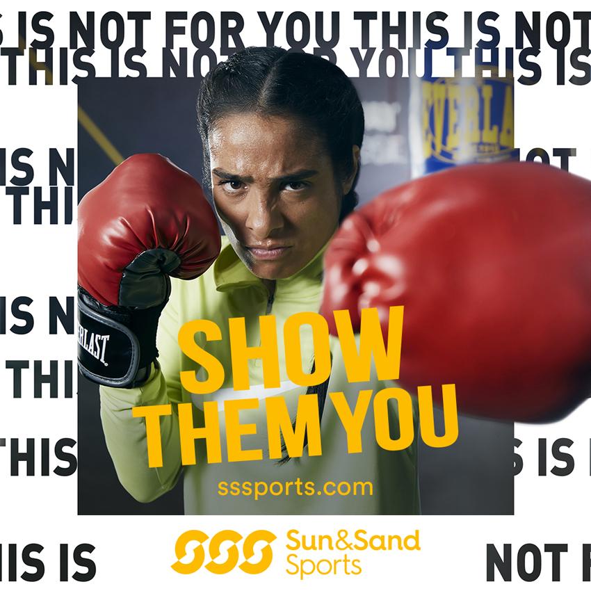 SHOW THEM YOU KSA – SSS FITNESS CAMPAIGN 2020