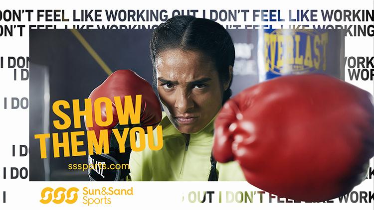 Rasha Al Khamis, Sun & Sand Sports KSA