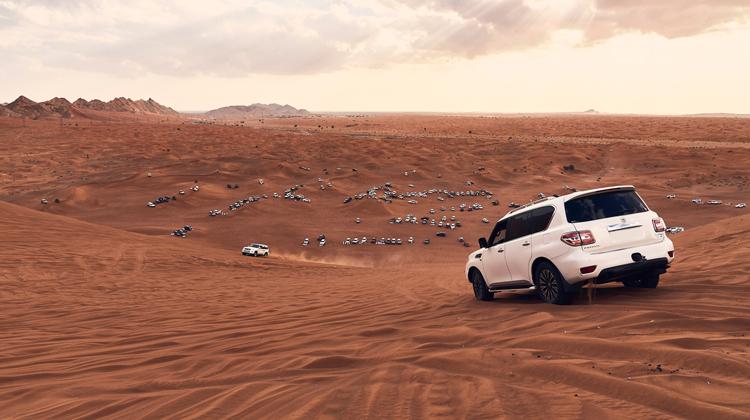 Best Spots in UAE to celebrate 2021