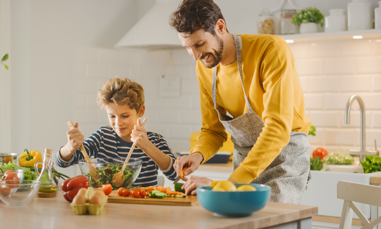 Building Healthy Habits at Home - Importance of Nutrition