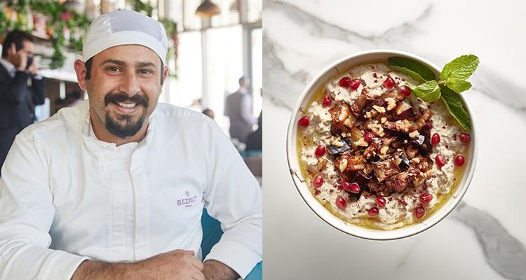 Chef Georges Zgheib, Beirut Sur Mer