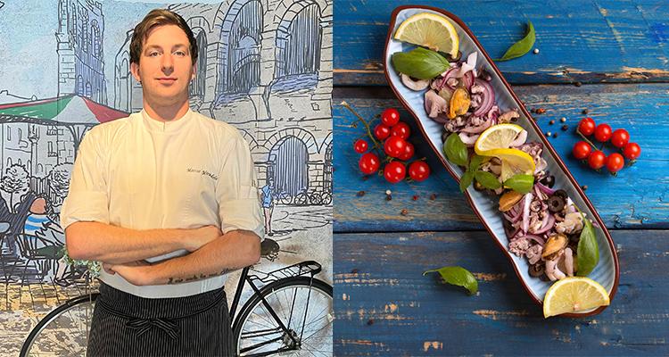 Chef Matteo Mirandola, La Fabbrica Italiana